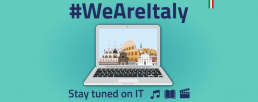 weareitaly campaign banner